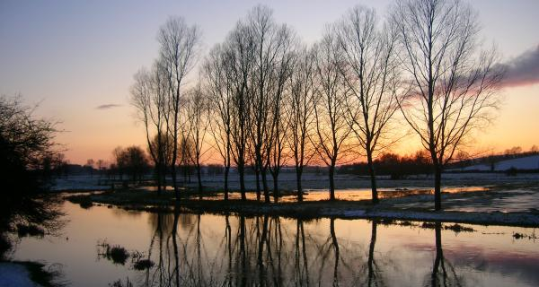 River Waveney at Twilight